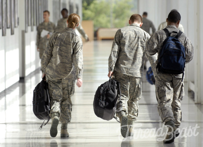 ThreadBeast: Civilian Clothes Delivered to Any Base