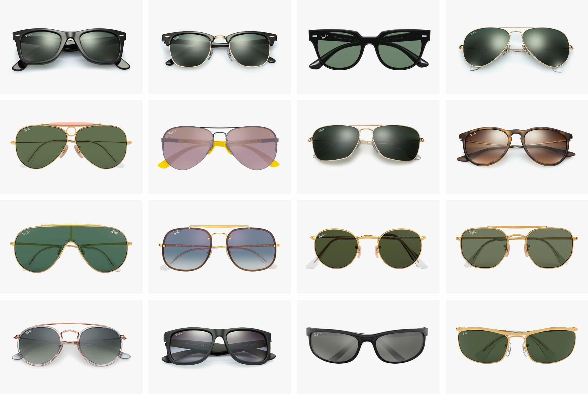 Best Sunglass Styles for Men